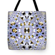 Plastic Chairs Tote Bag