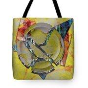 Plate 3e Tote Bag