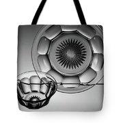 Plate And Bowl Tote Bag