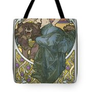 Plate Forty Seven From The Book Documents Decoratifs Tote Bag