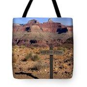Plateau Point Grand Canyon Tote Bag