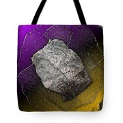 Plates Of Glass And Stone Tote Bag