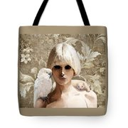 Platinum Friends Tote Bag