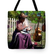 Play A Song For Me Tote Bag