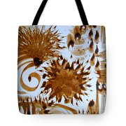 Play Brush And Ink Tote Bag