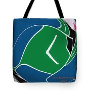 Play In The Ocean Tote Bag