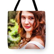 Play Mistie For Me Tote Bag