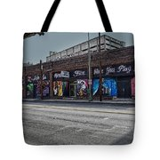 Play Some Music Tote Bag