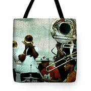Play That Trumpet Tote Bag