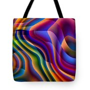 Play With Colours Tote Bag