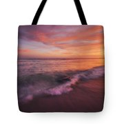Playa De Fuego  Tote Bag