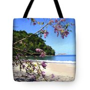Playa Espadillia Sur Manuel Antonio National Park Costa Rica Tote Bag