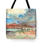 Playa Honda In Lanzarote 01 Tote Bag
