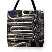 Player In The Band Tote Bag