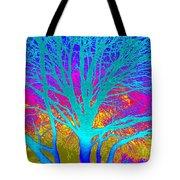 Playful Colors 4 Tote Bag