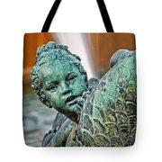 Playful Nymph Tote Bag