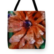 Playful Poppies 1 Tote Bag