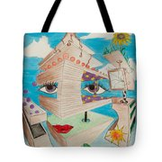 Playground Dreams Tote Bag