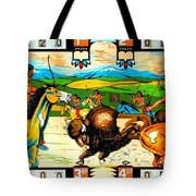 Playing For Keeps Tote Bag