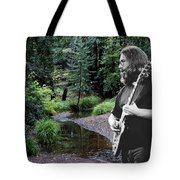 Playing For The Creek 2 Tote Bag