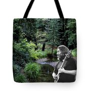 Playing For The Creek 3 Tote Bag