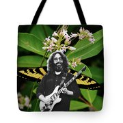 Playing Notes With Wings Tote Bag