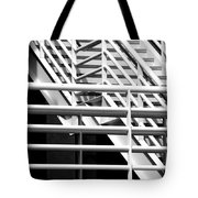 Playing The Angles Tote Bag
