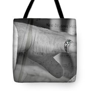 Playing The Medley Tote Bag