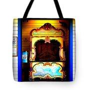 Playing The Organ Tote Bag