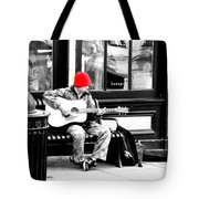 Playing To Get By Tote Bag