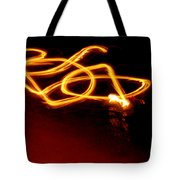Playing With Fire 10 Tote Bag