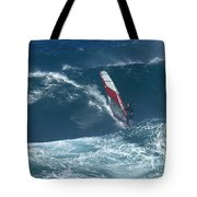 Playing With The Wind Tote Bag