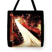 Plaza Christmas - Kansas City Tote Bag