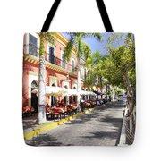 Plaza Machado Pulmonia Tote Bag