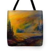 Pleasant Evening Tote Bag