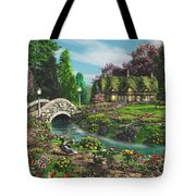 Pleasant Journey Tote Bag