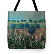Pleasant Meadows Tote Bag
