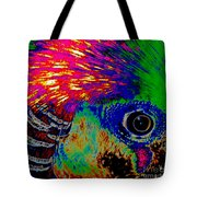 Pleasant Pheasant  Tote Bag