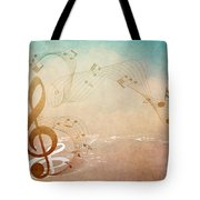 Please Dont Stop The Music Tote Bag