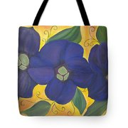 Please Me Purple Passion Tote Bag