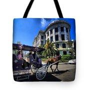 Pleasure Cruise Tote Bag