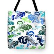 Plenty Of Fish In The Sea 4 Tote Bag