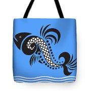 Plenty Of Fish In The Sea 4 Fish Tote Bag