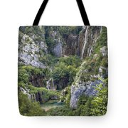Plitvice Lakes - Croatia Tote Bag