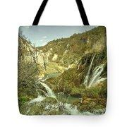 Plitvice Lakes  Tote Bag