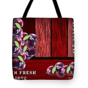 Plus Farm Tote Bag