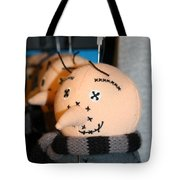 Plush Gru Tote Bag