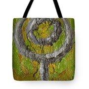 Pluto Glyph Tote Bag