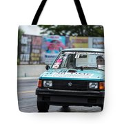 Plymouth Horizon - 01 Tote Bag