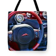 Plymouth Prowler Steering Wheel Tote Bag